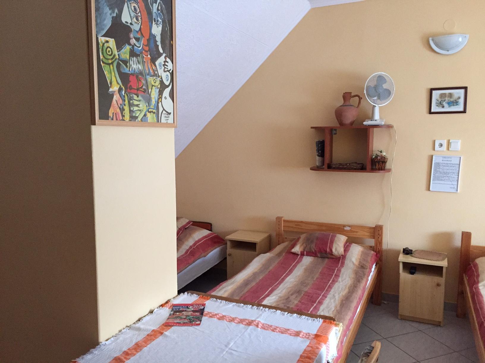 5 Ágyas szoba
